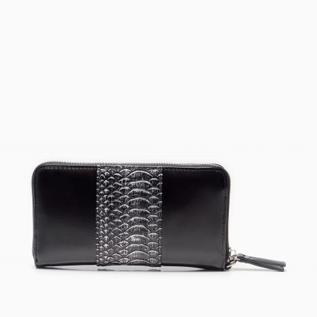 AVY WALLET (TWO TONE VERTICAL)